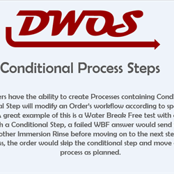 Conditional Step in Process