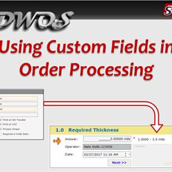 Custom Field Processing
